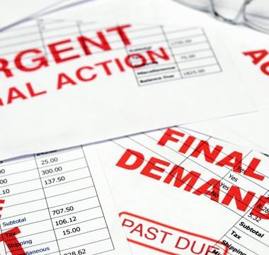 Debt Collection & Demands